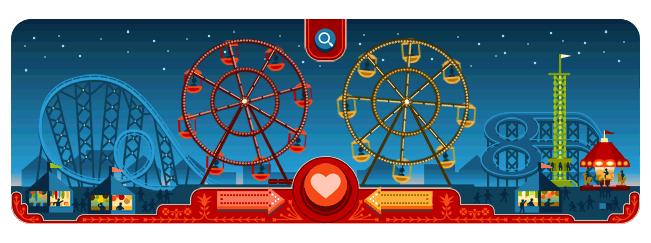 george ferris google doodle valentinstag